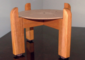 Oak Table Stand 2500